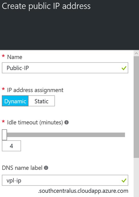 Load Balancing VMs in Azure Resource Manager – Vincent